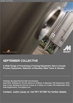 September 2018 Collective Sale Catalogue